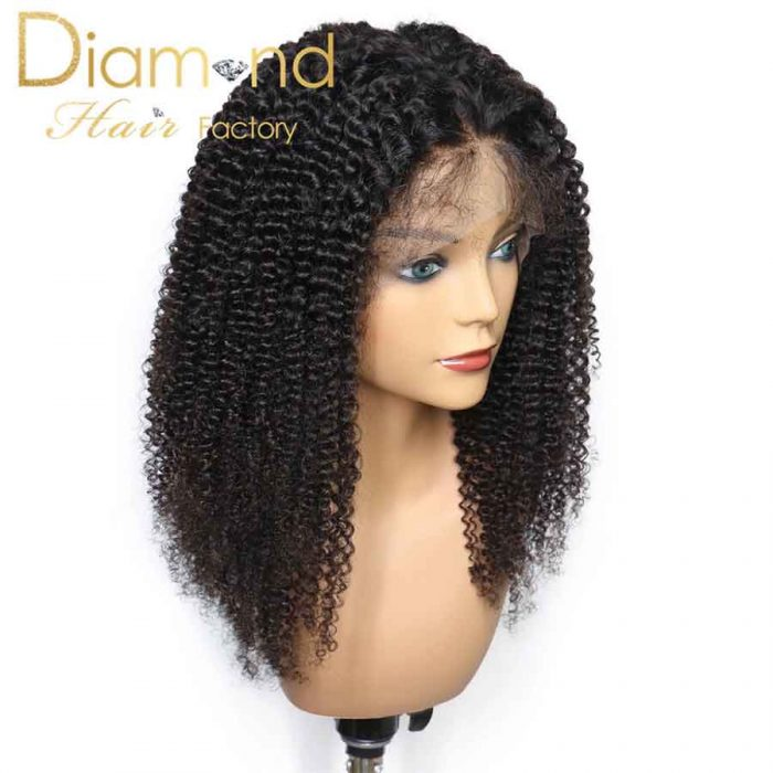Full Lace Wig Kinky Curly