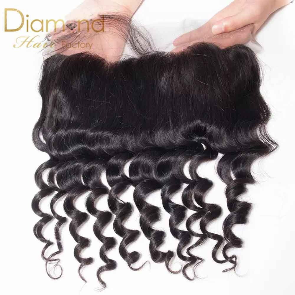 Loose Curly Frontal